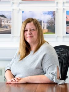 Kate Adams, HR and Payroll Manager