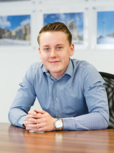 Ryan Hinks - Trainee Construction Professional