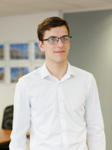 Jordan Banks, Trainee Quantity Surveyor