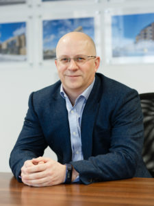 Matt McGee, Finance and Commercial Director
