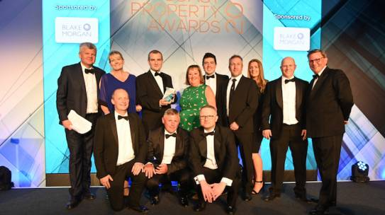 PMC Construction wins at the South Coast Property Awards 2019!