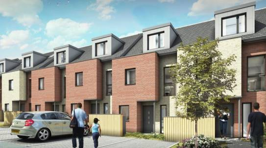 Progress update: Hove's first affordable Homes England development